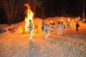 Зимняя школа ФКМО, Оленегорск, Мурманская область, 2-5 января 2014