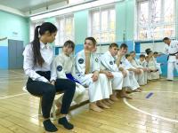 Школа Кёкусинкай и Судейский семинар