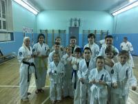 «Зимняя  Школа Кёкусинкай-2020»  (Мурманск) под руководством Шихана Криводедова
