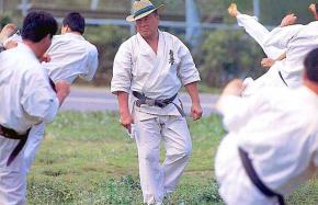 Масутацу Ояма 大山 倍達 1923 - 1994