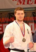 Артур Тилов, 1 Дан