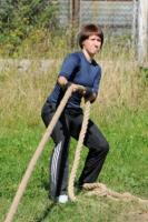 Ирина Кряжева, 1 Дан